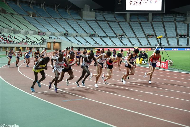 【長距離】日本選手権タイムテーブル発表 女子10000mは17時15分スタート