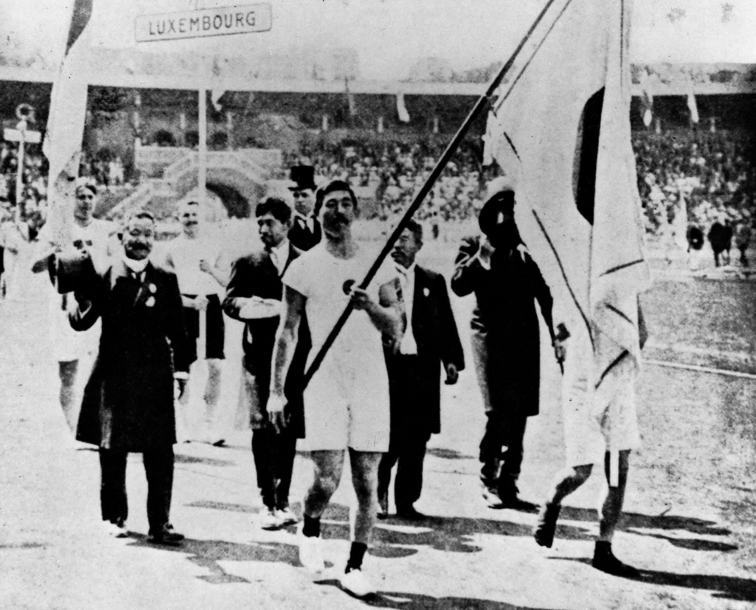 【今日は何の日?】日本初のオリンピック予選開催 三島弥彦が3冠(1911年)