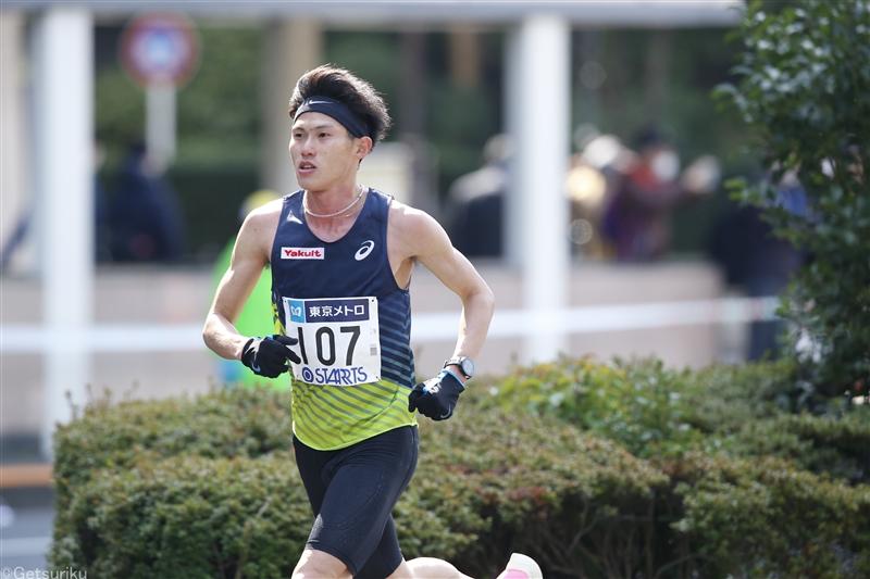 【マラソン】高久龍が福岡国際の欠場を発表 右内転筋痛のため