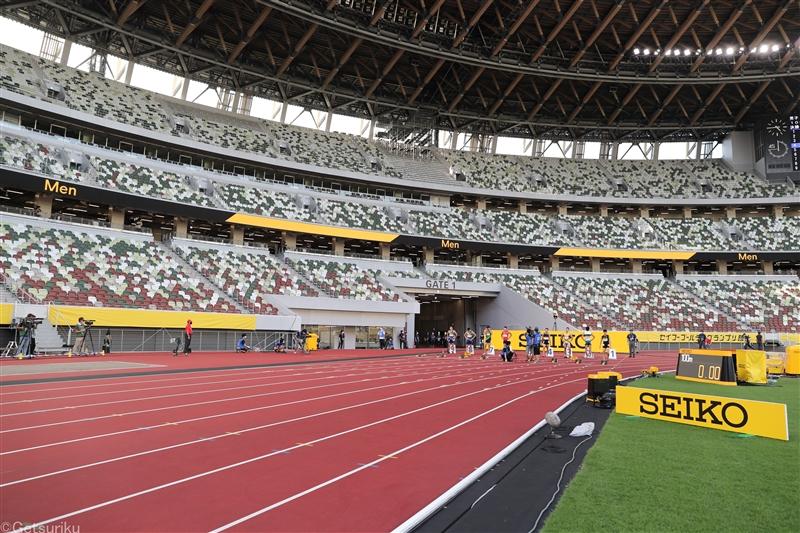 東京五輪テストイベント 陸上「READY STEADY TOKYO」は来年5月9日