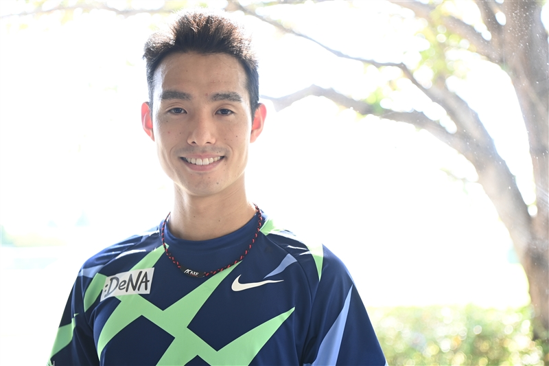 【1500m】ALL for TOKYO2020+1 館澤亨次 パリ五輪までは1500mで勝負/誌面転載