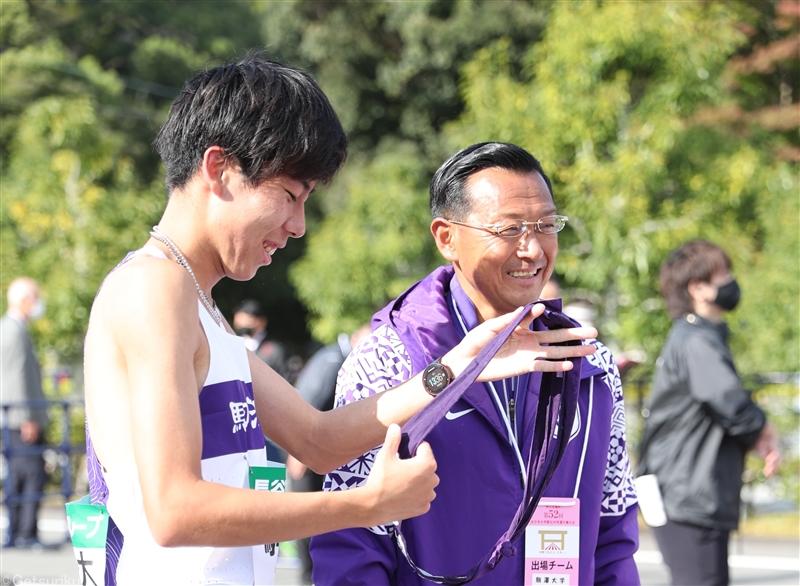 【フォト】第52回全日本大学駅伝