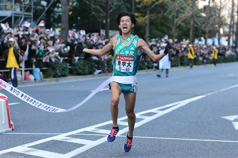PlayBack箱根駅伝2015/青学大が史上最速の10時間50分切りで初優勝