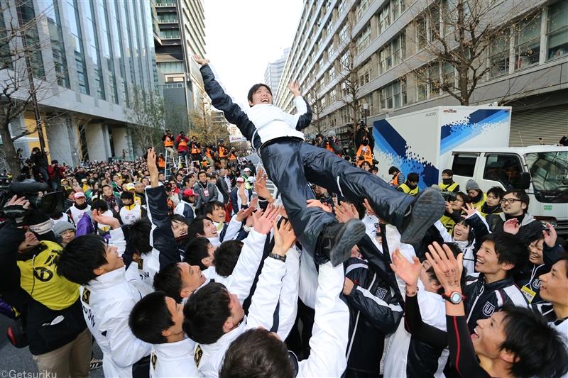 PlayBack箱根駅伝2014/90回記念大会は東洋大が往路・復路完全制覇で2年ぶり総合V