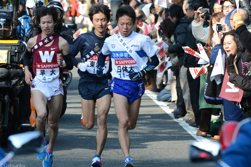 PlayBack箱根駅伝2013/前年19位の日体大が30年ぶり10回目の総合優勝!