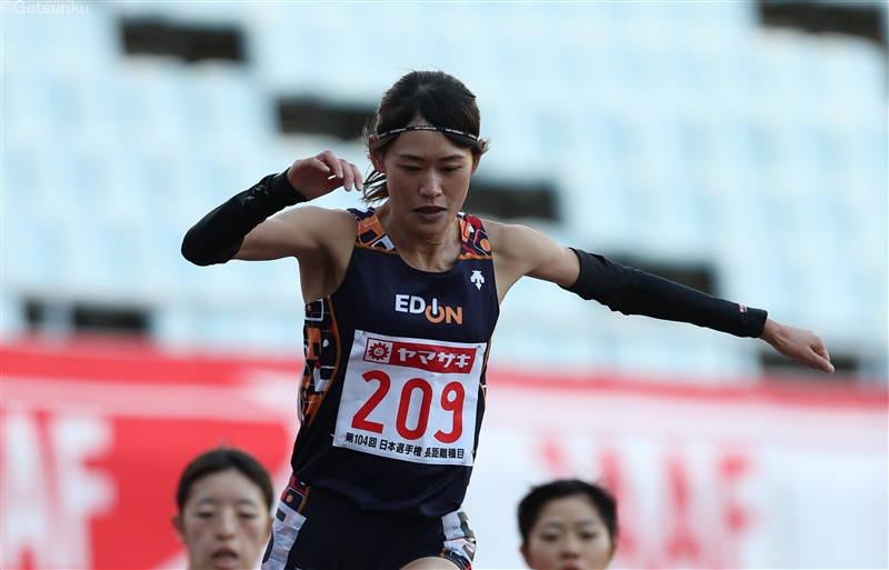 【長距離】女子3000m障害は石澤が日本歴代4位の9分48秒76で2年ぶりV/日本選手権