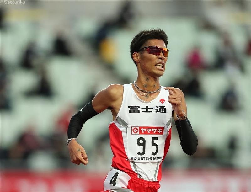 【長距離】男子5000m坂東悠汰が初V 五輪に届かず「あと5秒足りず悔しい」/日本選手権