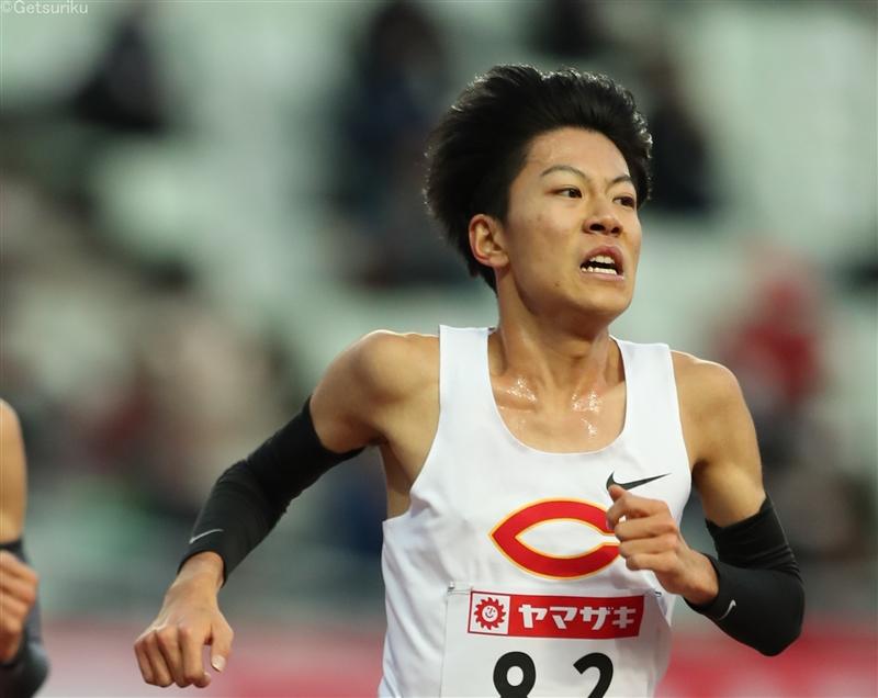 【長距離】中大のスーパールーキー・吉居大和!再びのU20日本新で5000m3位/日本選手権