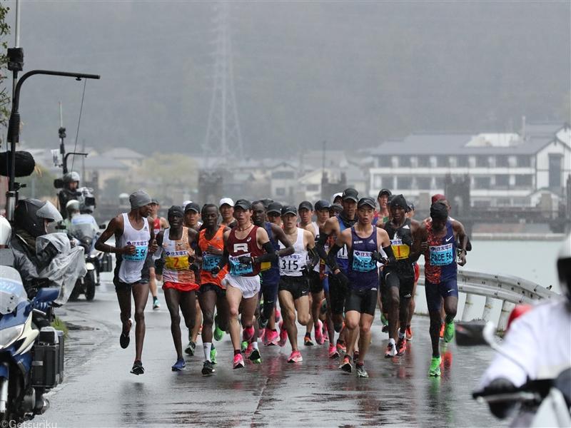 【マラソン】びわ湖毎日マラソン歴史に幕 22年大会から大阪マラソンと統合