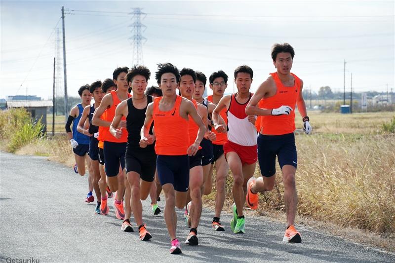 【学生長距離】東洋大学 「育成の年」に急上昇の気配