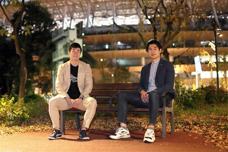 ALL for TOKYO2020+1 男子短距離「日本王者」対談 桐生祥秀×飯塚翔太
