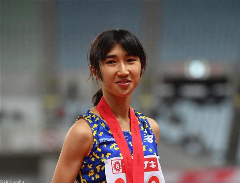 【長距離】五輪代表・田中希実が来年1月に10000mに出場 全国女子駅伝代替大会