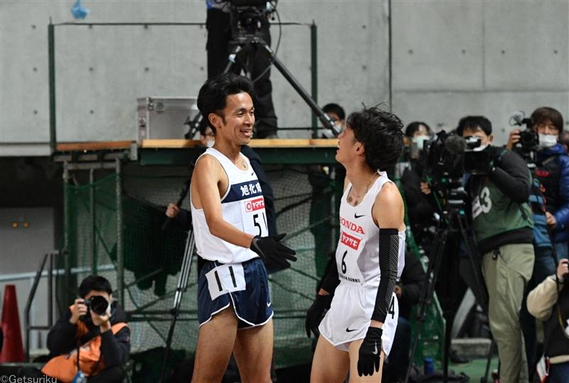 【フォト】第104回日本選手権 長距離