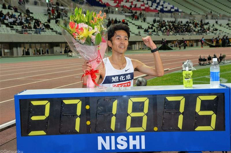 男子10000m日本新 特別インタビュー 相澤晃 東京五輪への熱走を振り返る