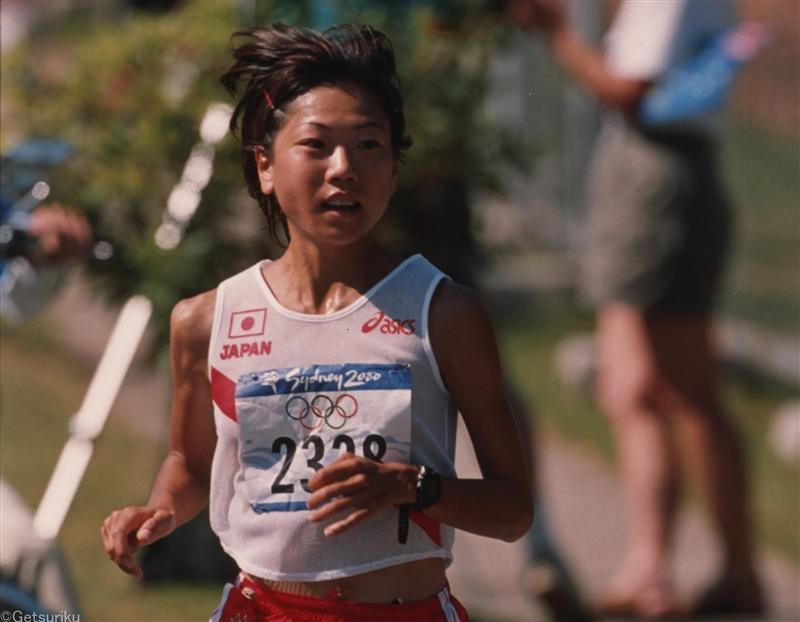 【イベント】高橋尚子さんマラソン五輪金ゼッケンを世界陸連へ寄贈