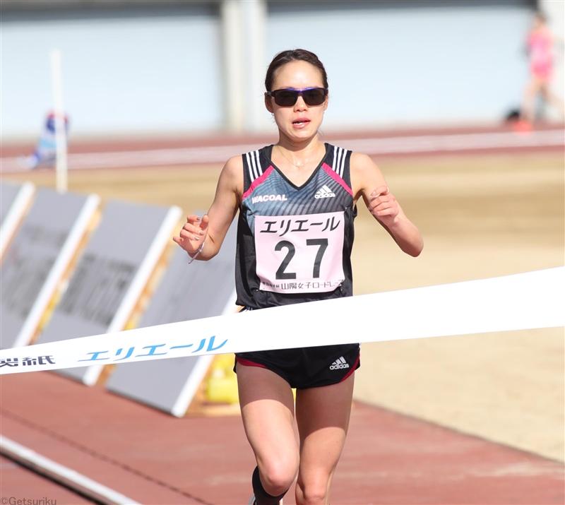 【長距離】東京五輪代表対決は一山麻緒に軍配/山陽女子ロードレース