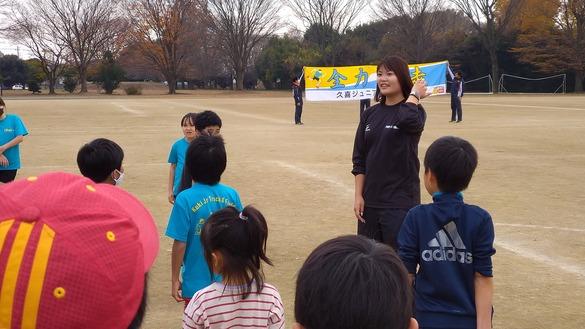 【イベント】17年日本インカレ3冠・中村水月が小中学生練習会で指導
