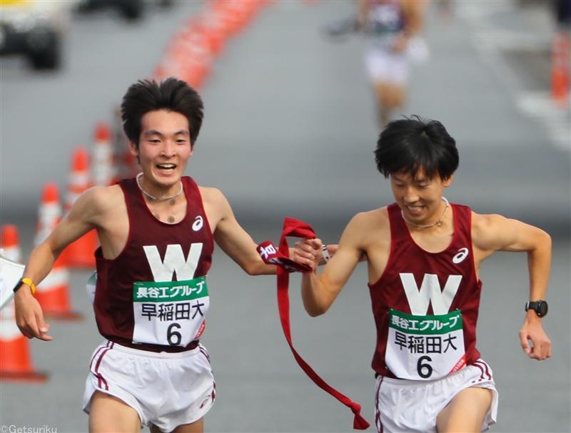 【箱根駅伝】早大エントリー発表!1万m27分台の中谷、太田ら3年生がチームを引っ張る