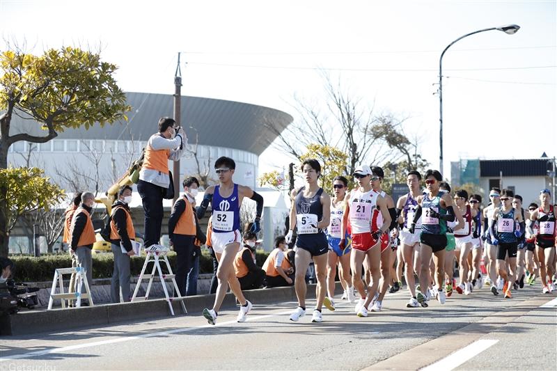 【競歩】全日本能美と併催のアジア選手権20km競歩の中止を発表