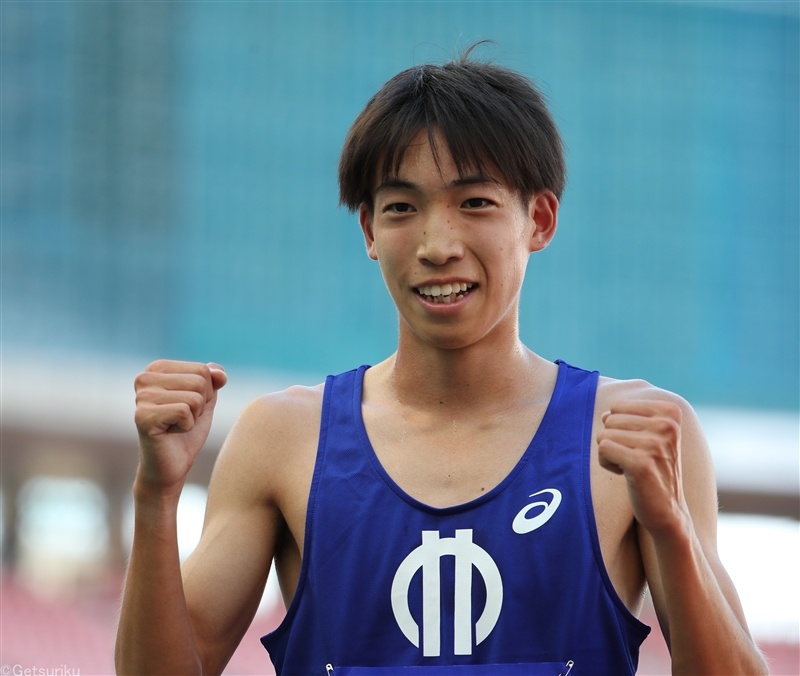 【長距離】日本選手権3000m障害・三浦龍司、5000m遠藤日向、松田瑞生らが欠場 大迫、一山は10000mに絞る