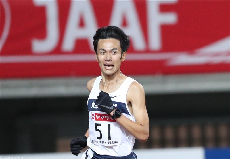 【長距離】相澤晃10000m日本新で東京五輪へ「円谷さんと同じ舞台に」/日本選手権