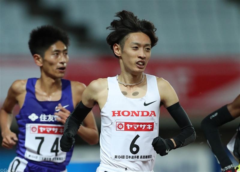 【長距離】伊藤達彦 10000m日本新2位で五輪届かず「次は相澤を超えたい」/日本選手権
