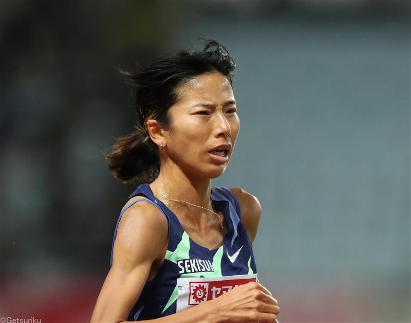 【長距離】新谷仁美 世界に近づく18年ぶり日本新!アスリートとして「結果以上のものを見せたい」/日本選手権