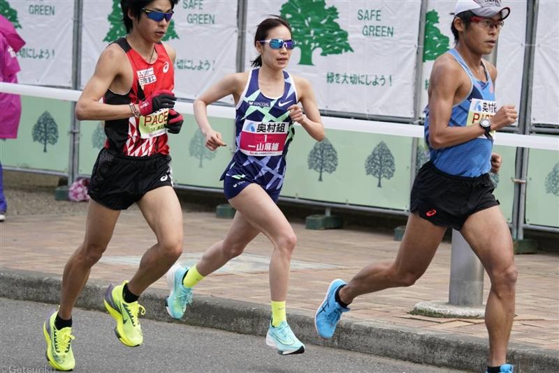 一山麻緒パフォーマンス歴代5位2時間21分11秒でVも涙!異例ずくめの大阪国際女子マラソン