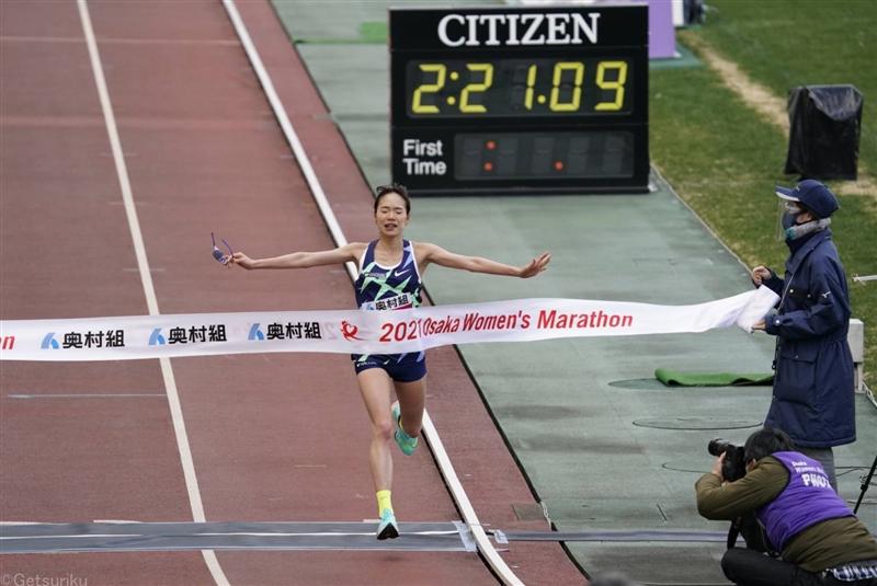 マラソン 女子 女子マラソン世界歴代記録ベスト100