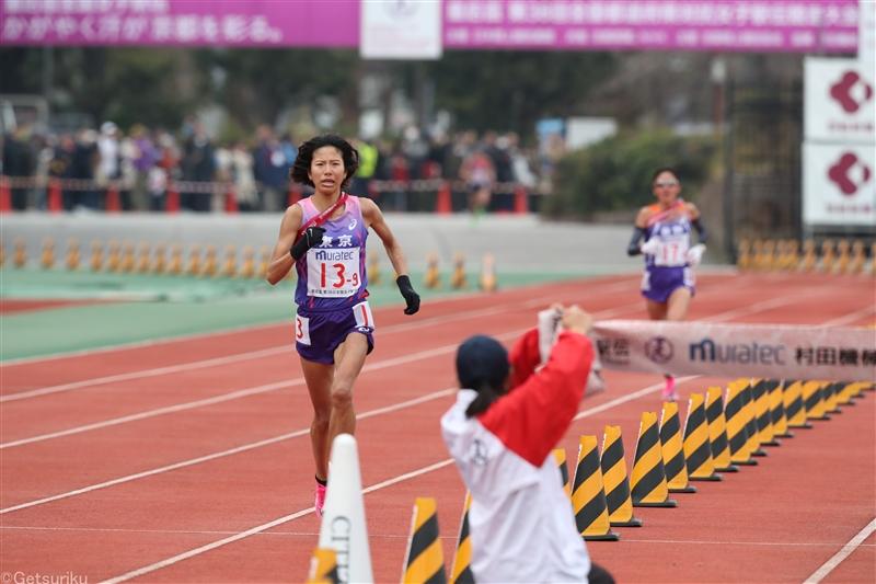 都道府県女子駅伝代替大会の中長距離競技会は無観客で実施