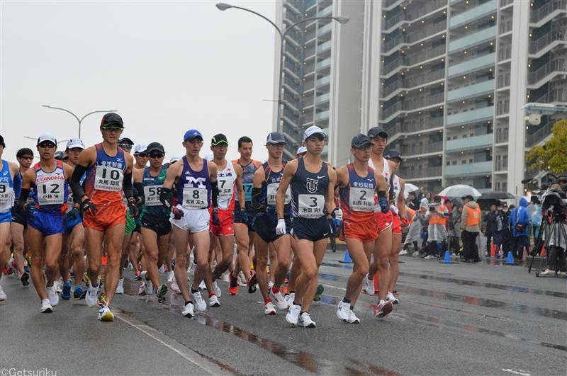 日本選手権20km競歩は世界記録認定されず日本記録のみ公認 国際審判員の調整ができず