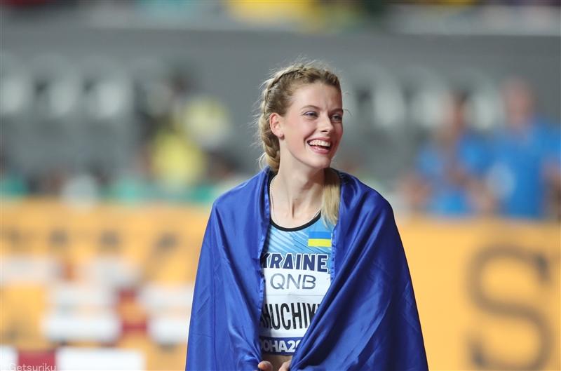 女子走高跳U20世界記録保持者マフチフが室内自己タイの2m02