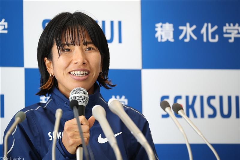 新谷仁美2021年は5000mも日本新ターゲット「ポジティブにやれることをやる」