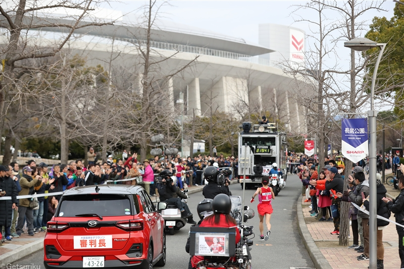大阪国際女子マラソン長居公園内の2.8km周回コースに正式決定 世界陸連は公認済み