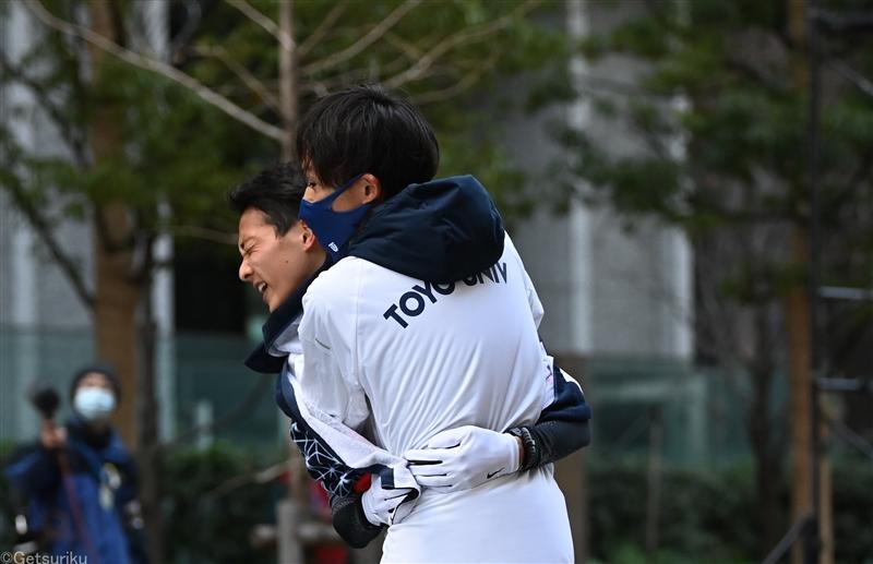 【箱根駅伝】東洋大が2年ぶりトップ3!8区・野口が殊勲の快走「来年は優勝を掲げたい」