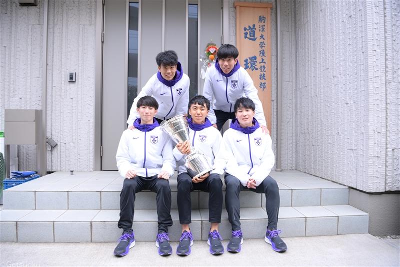 【箱根駅伝】駒大Vトーク 13年ぶり総合優勝の キーマンたち