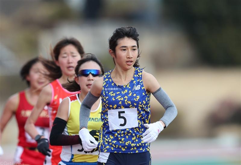 東京五輪5000m代表・田中希実が10000mで自己新31分59秒89「良いスタート切れた」