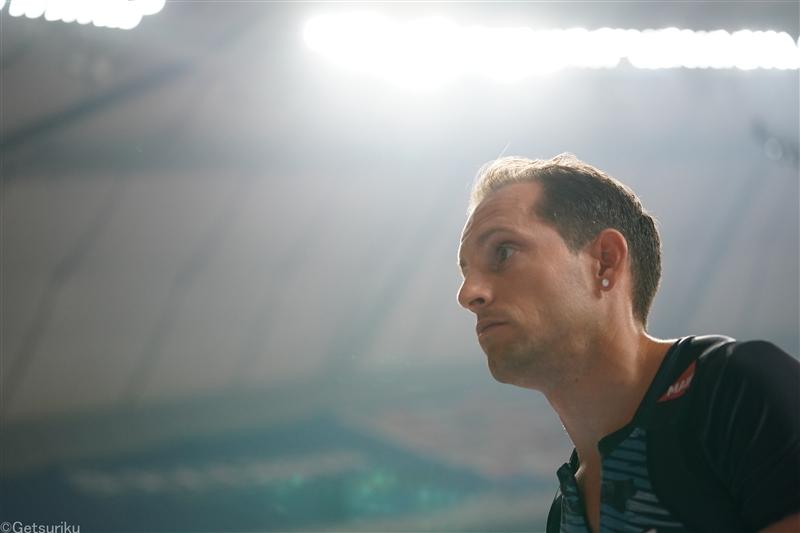 棒高跳・前世界記録保持者ラヴィレニが6m02!34歳以上で史上2人目、5年ぶりの6m超え