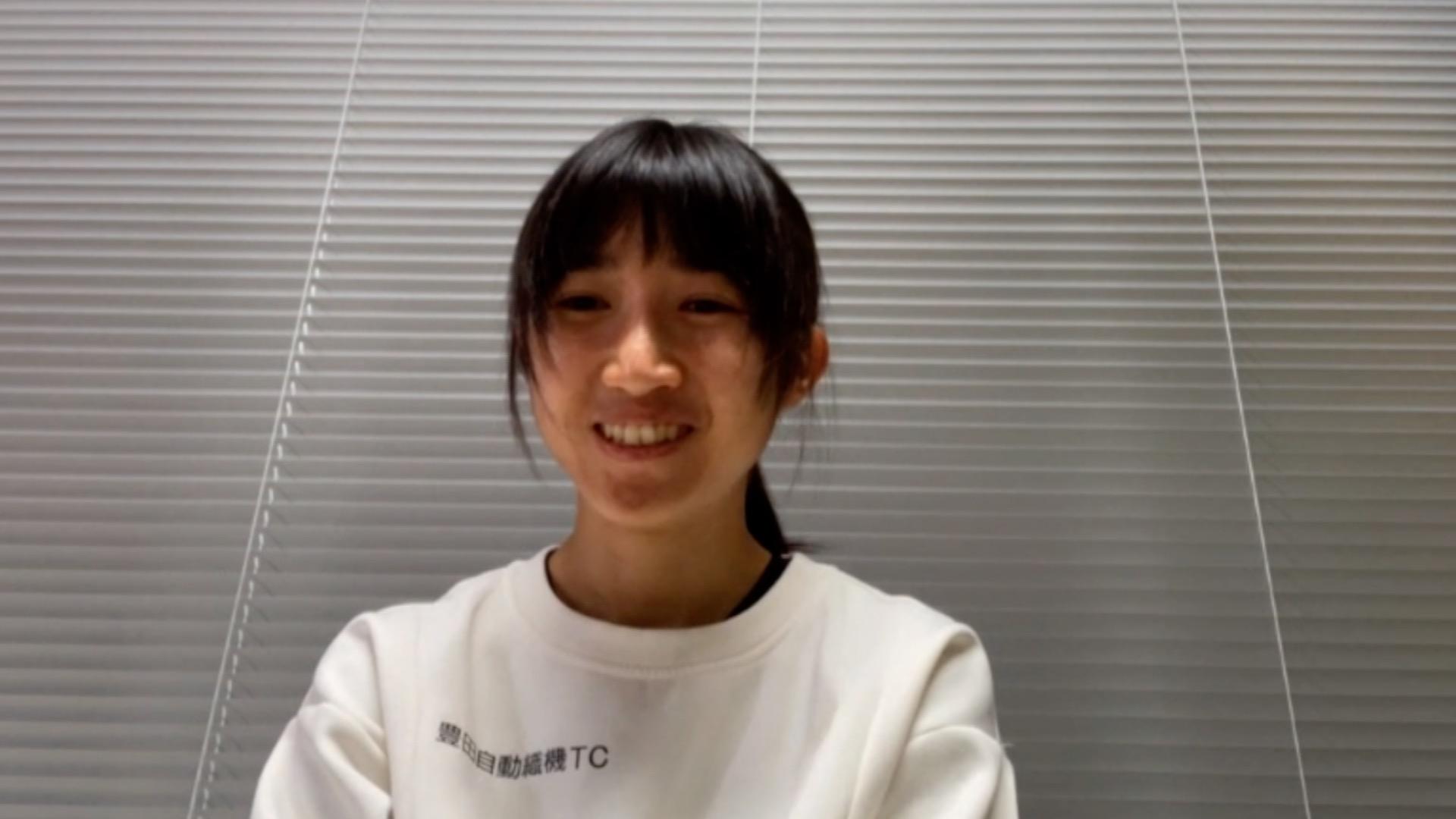 五輪代表・田中希実インタビュー/日本選手権クロカン「シーズンの弾みに」2年ぶりV狙う