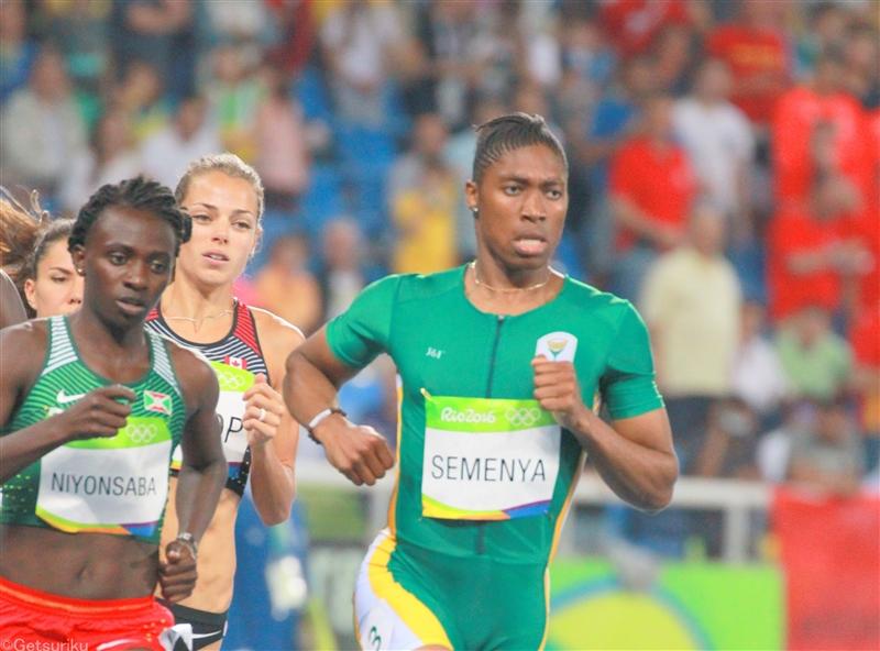 800m五輪連覇のセメニャ国際舞台への復帰求め欧州人権裁判所に提訴を表明