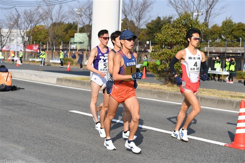 東京五輪代表が快勝! 山西が大会新の1時間17分20秒で2連覇、女子は藤井が初優勝/日本選手権20km競歩
