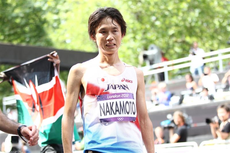 ロンドン五輪マラソン入賞の中本健太郎が現役引退しコーチ就任