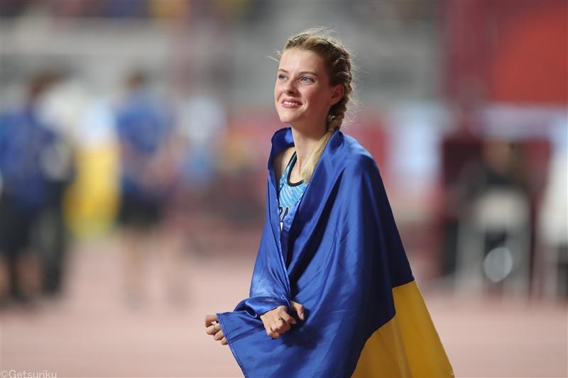 走高跳ドーハ銀・19歳のマフチフが室内世界歴代3位の2m06