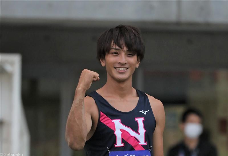 走幅跳・橋岡優輝ファン待望のYouTubeチャンネル開設で「飛躍していきたい!」