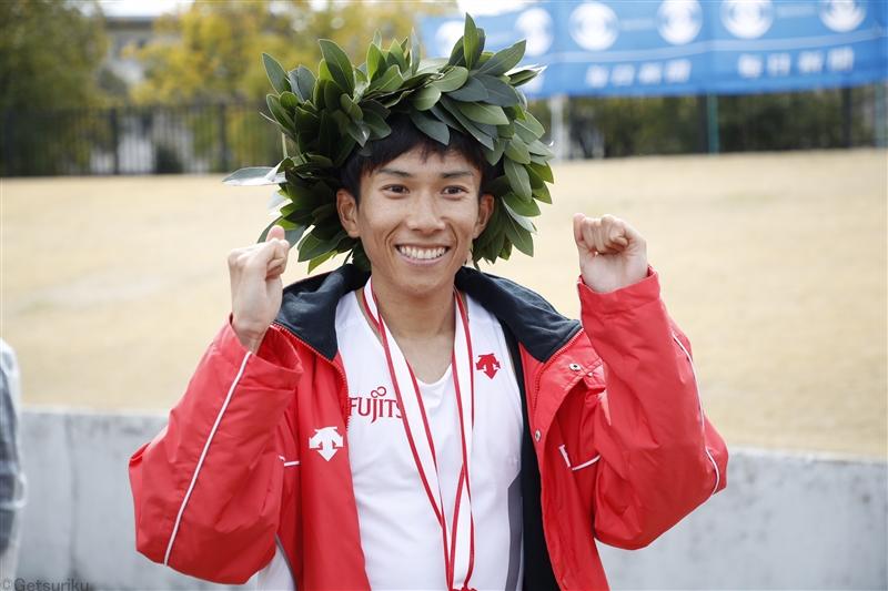 2時間4分56秒!!「マラソンで世界へ」夢への一歩踏み出した25歳の鈴木健吾/びわ湖毎日マラソン