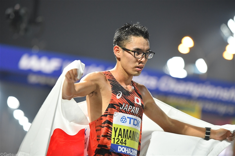 世界一の山西、池田、高橋ら、東京五輪20kmW男女全代表が登録 日本選手権競歩エントリー発表