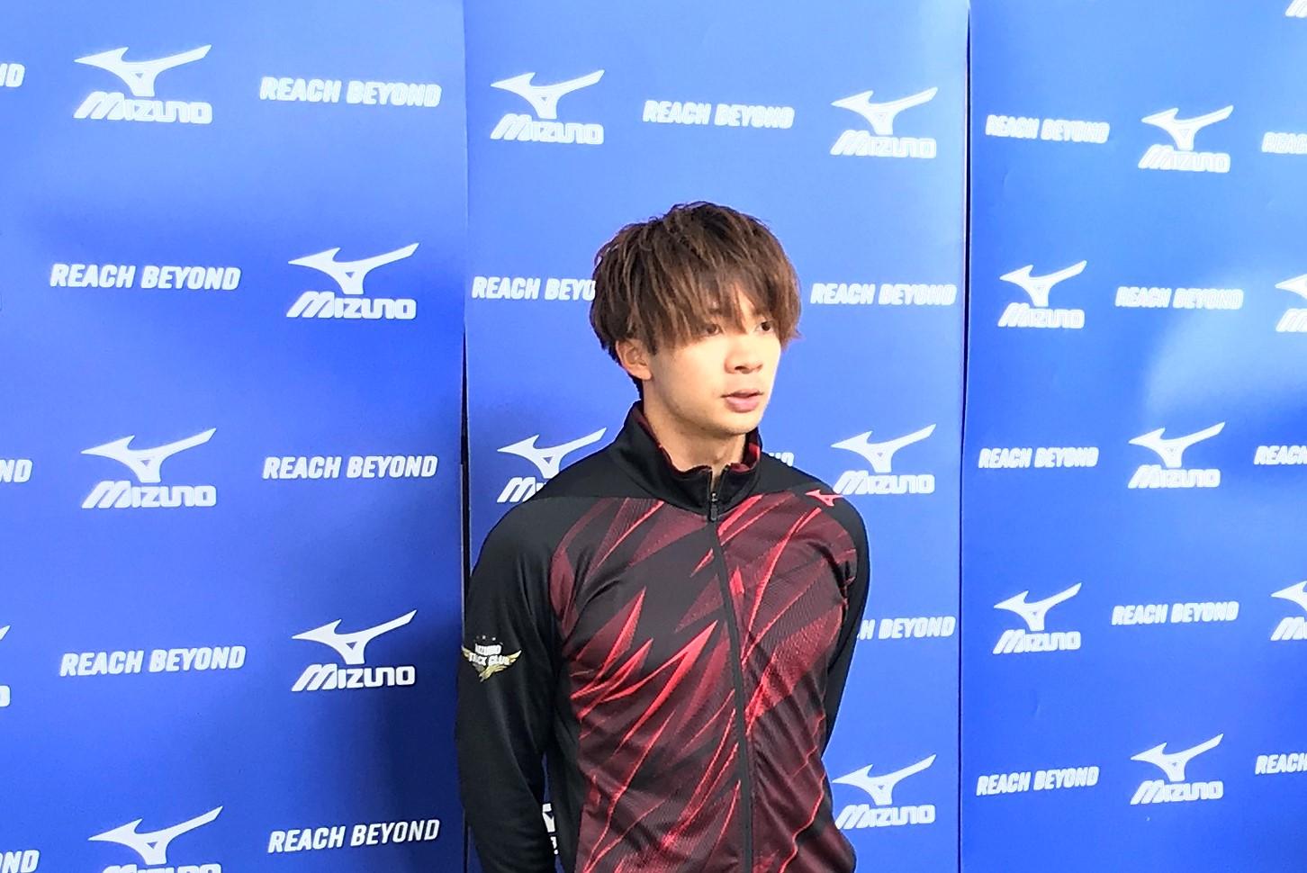 110mH金井大旺が地元・北海道で公開練習 シーズンに向け「完成度高めたい」