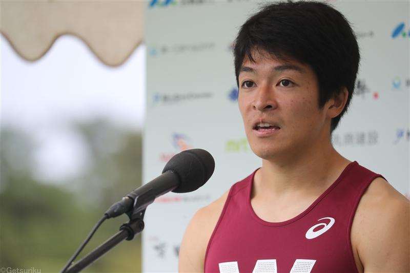 男子マイルが東京五輪出場権を獲得!世界リレー予選1着で決勝進出決める!