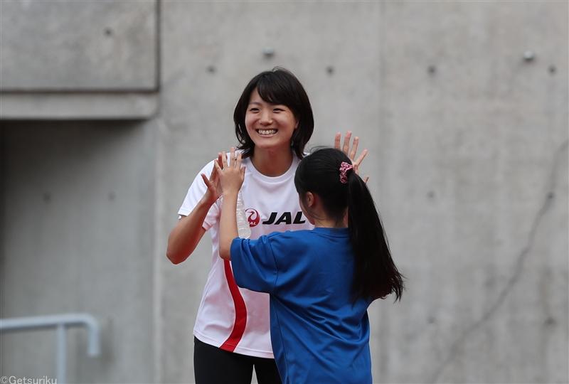 クローズアップ/復活期す土井杏南「以前とは違うオリンピックイヤーを過ごしたい」