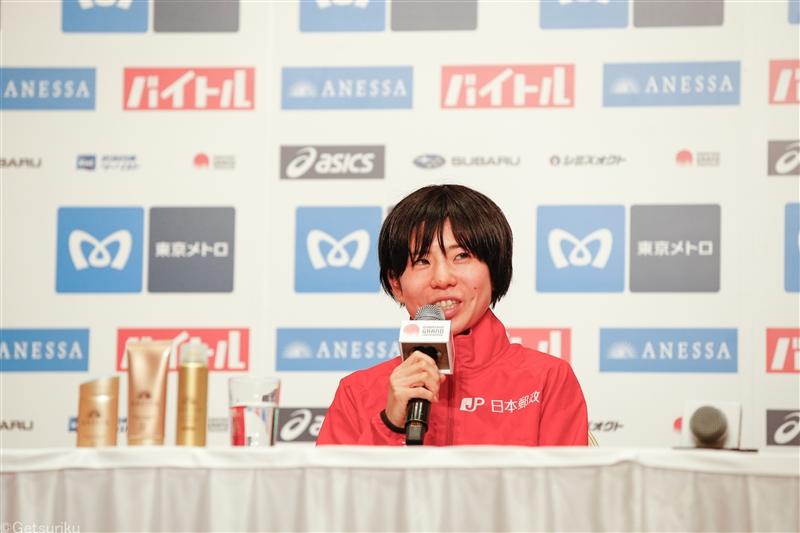 五輪代表・鈴木亜由子が名古屋ウィメンズマラソン欠場を発表 左脚を痛めたため